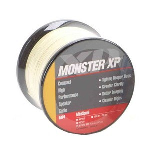 Monster Cable XPNWMS30 gold contact speaker wire Review